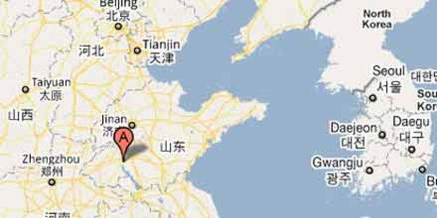 20 Babyleichen in Fluss in China entdeckt