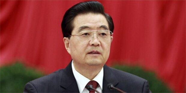Chinas Staatschef mächtigster Mann der Welt