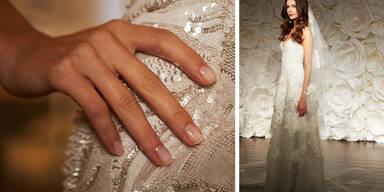 Die Wedding-Trends der Fashion-Week