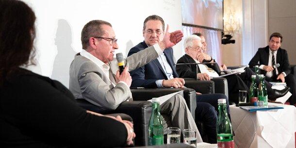 Straches hitzige Debatte über 'islamischen Antisemitismus'