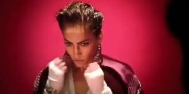 Jennifer Lopez als sexy Box Champ