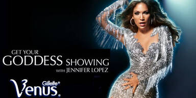 Jennifer Lopez ist neues Venus-Testimonial
