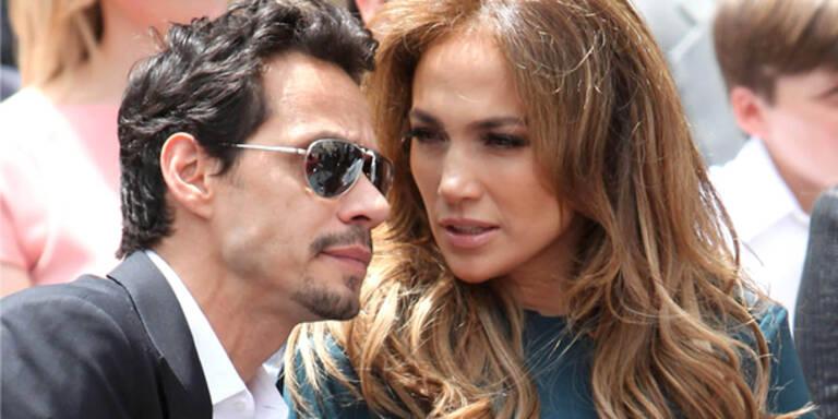 J.Lo stellt Kollektion mit Marc Anthony ein