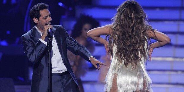 J.Lo´s & Marc Anthonys letzter heisser Tanz