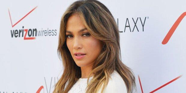 Jennifer Lopez duldet keine Konkurrenz