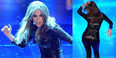 Jennifer Lopez ist ein echter Pop(o)-Star