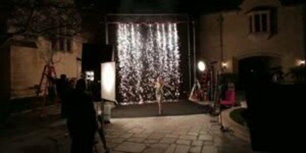 Behind the Scenes mit Jennifer Lopez
