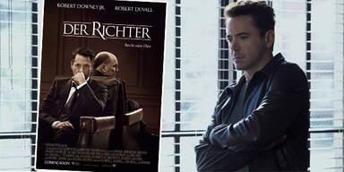 """Robert Downey Jr. in """"Der Richter"""""""