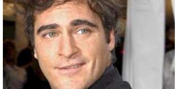 Joaquin Phoenix gibt Filmkarriere für Musik auf