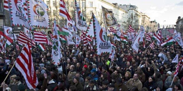 Rechte verlieren in Ungarn an Boden