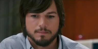 Trailer: Ashton Kutcher als Steve Jobs