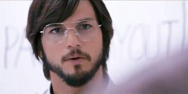 Ashton Kutcher als Apple-Genie Steve Jobs