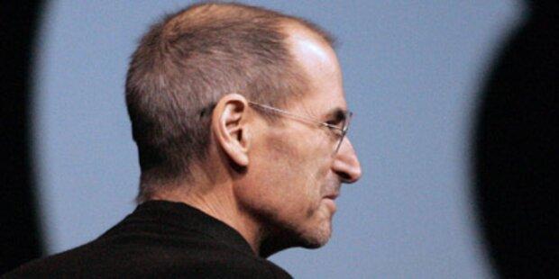 Apple-Chef Steve Jobs tot: Kondolieren Sie