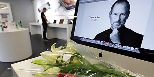 Steve Jobs arbeitete an Apple-Fernseher