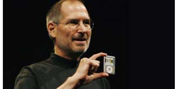 Apple-Chef Jobs ohne Auftritt bei MacWorld
