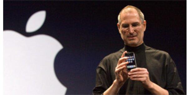 Apple-Chef nimmt halbes Jahr Auszeit