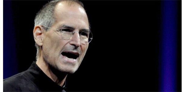 Apple-Chef hat neue Leber