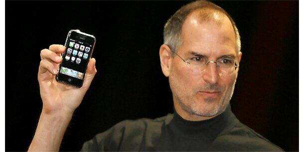 Apple-Chef Jobs ist mächtigster Manager der Welt