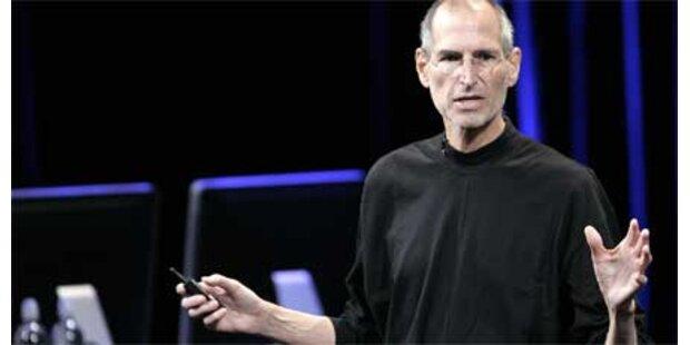 Steve Jobs stellte neue iPods vor