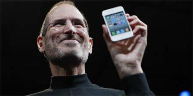iPhone 4-Rückruf endgültig vom Tisch