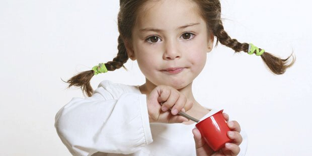 Kindermilchprodukte