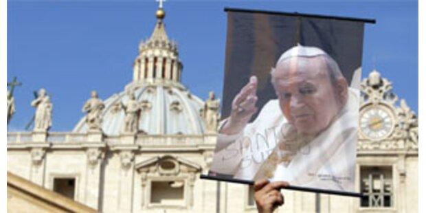 Polen wollen Herz von Johannes Paul II. ausstellen