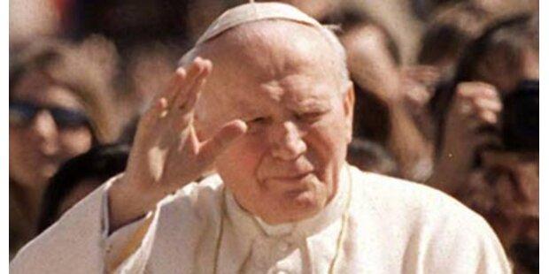 Johannes Paul II. wird seliggesprochen