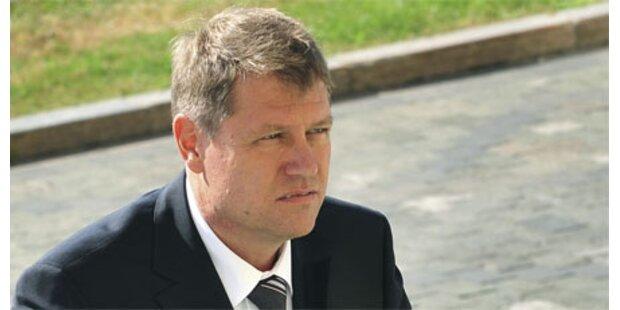 Rumänien-Deutscher soll Premier werden