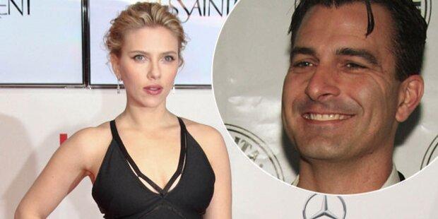 Zieht Johansson mit Nate zusammen?