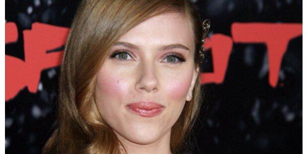 Johansson neues Gesicht von Mango