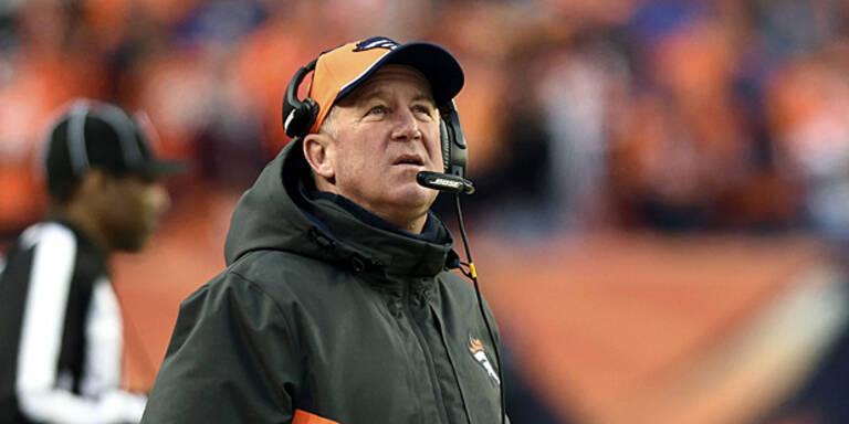 Broncos feuern Coach Fox