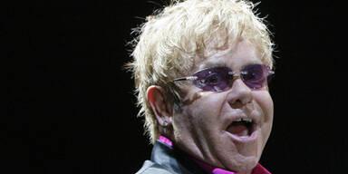 Elton Johns skurriler Austro-Trip