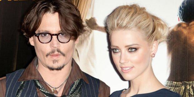 Johnny Depp: Jetzt will er sogar Kinder