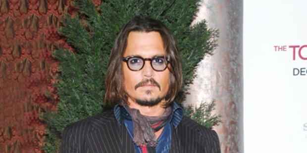 Johnny Depp gönnt sich eine Pause