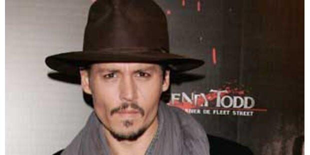 Johnny Depp ist durch Lügen reich geworden