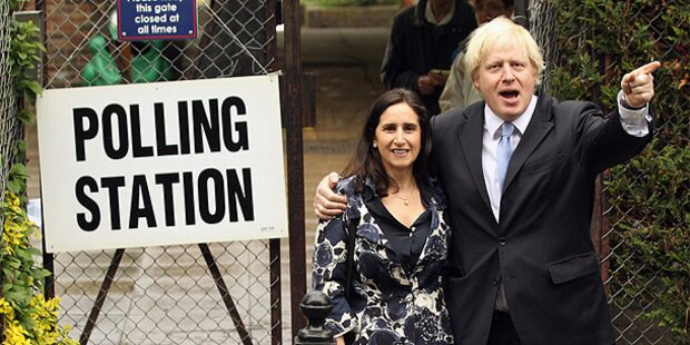 Londoner wählen neuen Bürgermeister