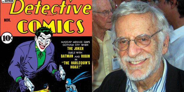 Joker Erfinder Jerry Robinson tot