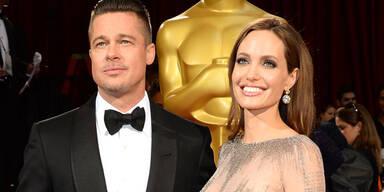 """Angelina Jolie: """"Brad ist wundervoll"""""""