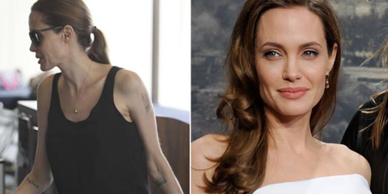 Jolie: Stolz und schön nach Brust-OP