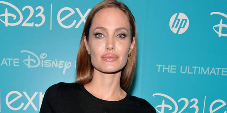Jolie-Biografie wäre 50 Millionen wert