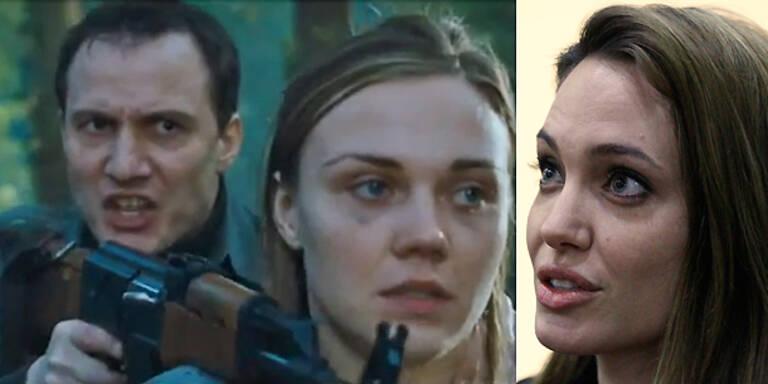 So brutal ist Angelinas Regie-Debüt