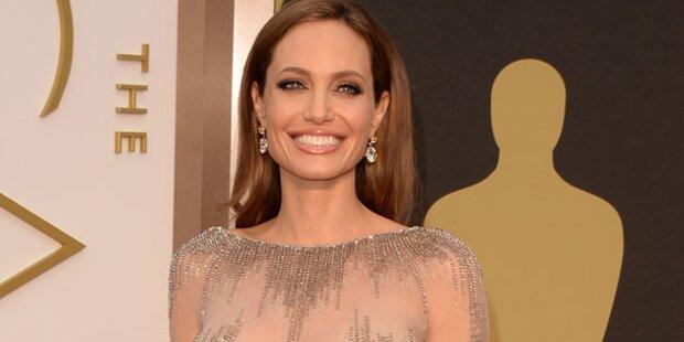 Jolie spricht über Leben nach der Brust-OP
