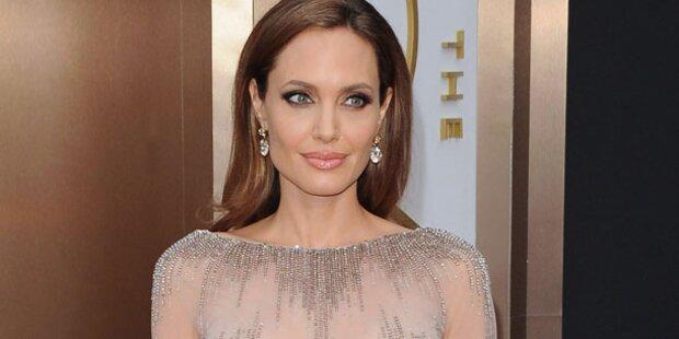 Angelina Jolie glaubte nicht an die wahre Liebe