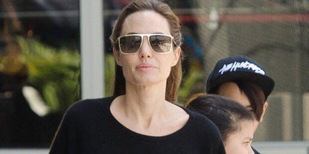 Angelina Jolie in der Brautjungfern-Krise