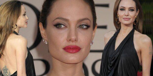 Extrem-Diät: Angelina Jolie isst nur Beeren