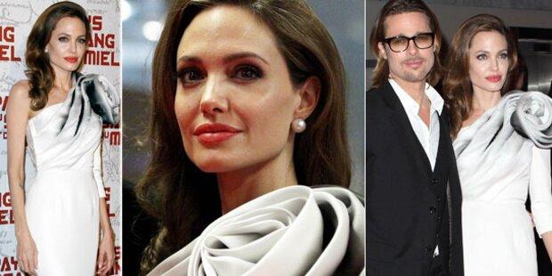 Angelina Jolie: Glanzauftritt in Paris