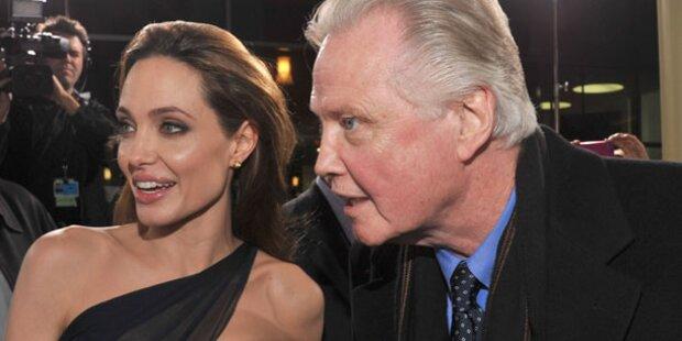 Jolie: Nicht mal ihr Vater wusste es