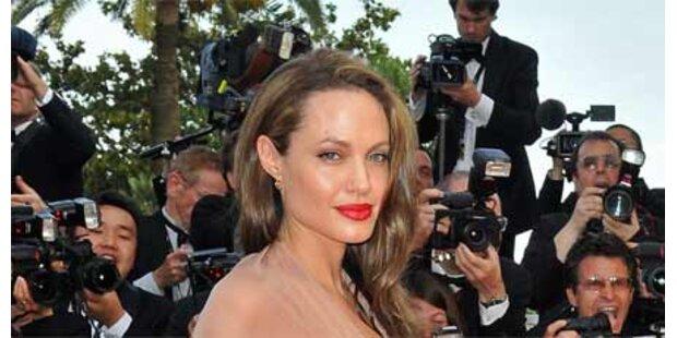 Angelina Jolie bei Dreharbeiten verletzt