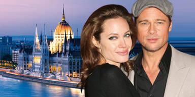 Jolie: Ihr neues Nest in Budapest