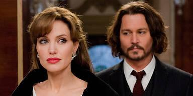 Hollywood zerreißt Jolie/Depp-Film